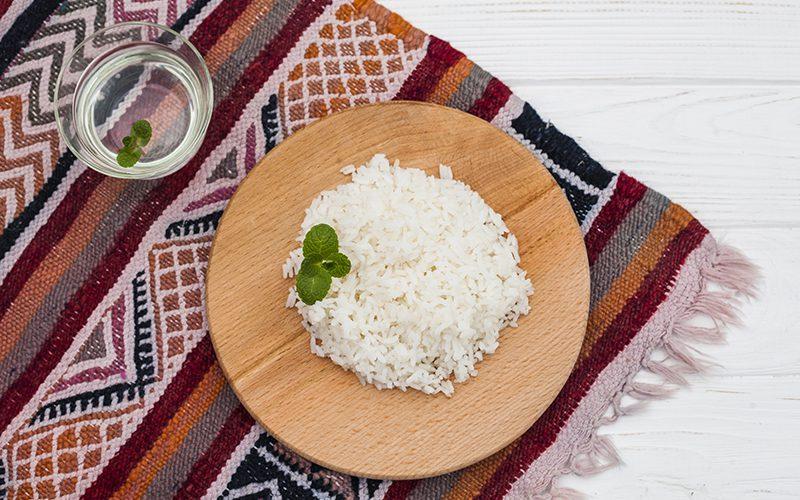 Jak działa woda ryżowa?